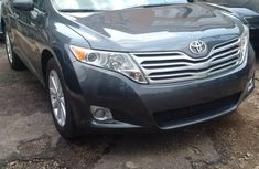 Toyota Venza 2012 blue for sale