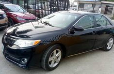 Sparking direct Toyota Camry 2014 black for sale