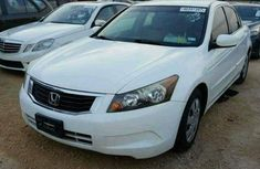 CLEAN 2010 HONDA ACCORD EVIL SPIRIT WHITE FOR SALE