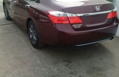 CLEAN 2010 HONDA ACCORD EVIL RED FOR SALE