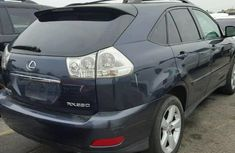 Very clean neat Lexus RX330 2007 Blue for sale