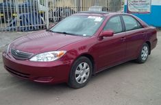Sparking direct Toyota Camry 2009 Red for sale