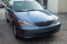 Sparking direct Toyota Camry 2003 blue for sale