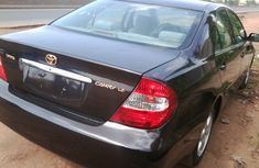 Sparking direct Toyota Camry 2018 Black for sale
