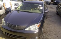 Sparking direct Toyota Camry 2009 Black for sale