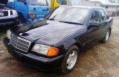 1999 Mercedes-Benz C180 Black for sale