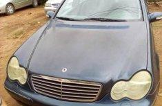 2002 Mercedes-Benz C180 Blue for sale