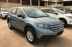 HONDA CRV 2008 Blue for sale