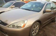 2007 Used Honda Accord EOD Gold for sale