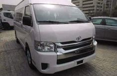 TOYOTA HUMMER BUS 2009 WHITE FOR SALE
