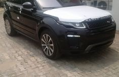 2014 Black Range Rover for sale