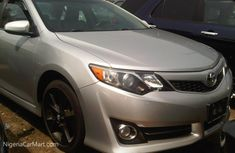Clean Camry 2018 Gold for sale via ncs auction