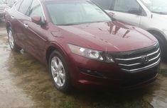 HONDA CROSSTOUR 2010 RED FOR SALE