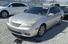 Lexus Es300 2004 silver for sale