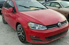 Volkswagen Golf 2007 Red for sale
