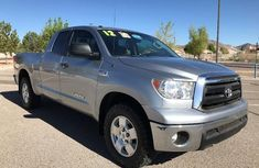 Toyota Tundra 2012 Silver for sale