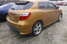 Toyota Matrix 2006 Orange for sale