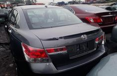 2010 Honda Accord Petrol Automatic Grey for sale