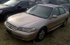 Honda Accrod 2003 Grey for sale
