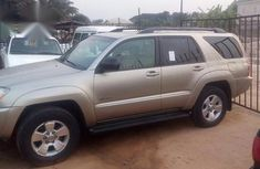 Clean Toyota 4runner 2004 Grey for sale
