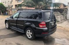 Mercedes-Benz GL450 2007 Black For Sale