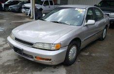 Honda Accord 1997 model silver for sale