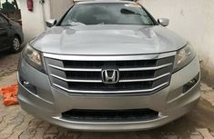 Foreign used Honda Accord Crosstour 2010 Grey for sale