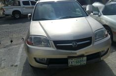 Acura MDX 2004 Gold for sale