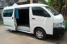 Toyota Hiace H2 2013 White for sale