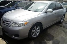 Toyota Camry Le 2011 Silver for sale