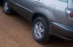 Lexus RX 300 2002 Gray for sale