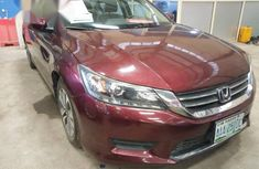 Honda Accord 2013 Red for sale