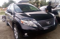 Almost brand new Lexus RX Petrol 2010 for sale