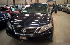 Neat Tokunbo Lexus RX350 2010 For Sale