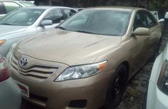 Toyota Camry 2011 Petrol Automatic Gold for sale