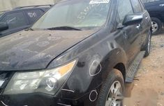 Tokunbo Acura MDX 2008 Black for sale
