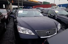 Lexus ES 2009 Automatic Petrol ₦4,300,000 for sale