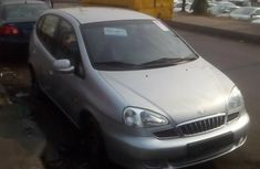 Daewoo Tacuma 2003 Silver for sale