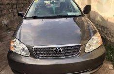 Toyota Corolla 2000 Gray for sale