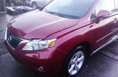 Lexus RX 2010 ₦6,800,000 for sale