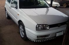 Volkswagen Golf 3 1999 White for sale
