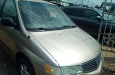 2002 Honda Odyssey for sale in Lagos