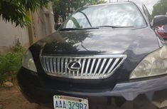 Cheapest Neat Nigeria Used Lexus Rx330 2006 Black for sale