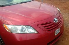 Very Neat Toyota Camry 2010 Red for sale