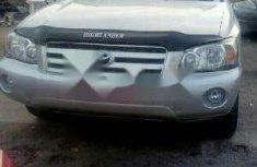 2006 Toyota Highlander for sale in Lagos
