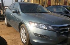 Tokunbo Honda Accord CrossTour 2010 Green for sale