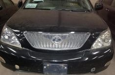 Lexus Rx330 2004 Black for sale