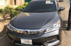 Honda Accord 2017 Petrol Automatic Grey/Silver for sale