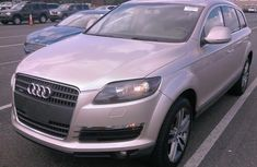 Audi Q7 2009 Petrol Automatic for sale