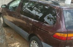Tokunbo Toyota Sienna CE 2000 Red for sale
